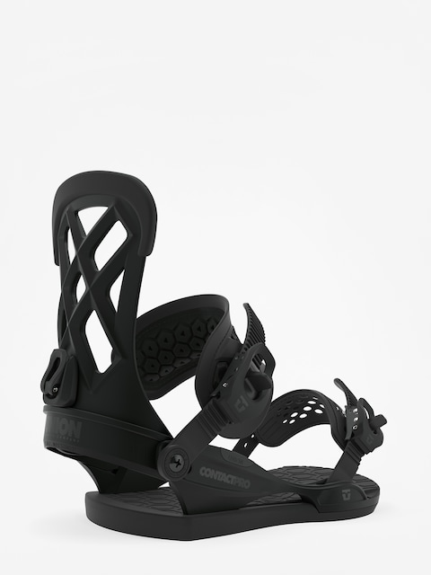 Snowboardové viazanie Union Contact Pro (black)