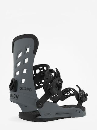 Snowboardovu00e9 viazanie Union Str (dark grey)