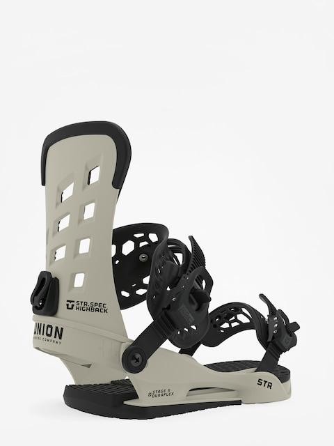 Snowboardové viazanie Union Str (bone)