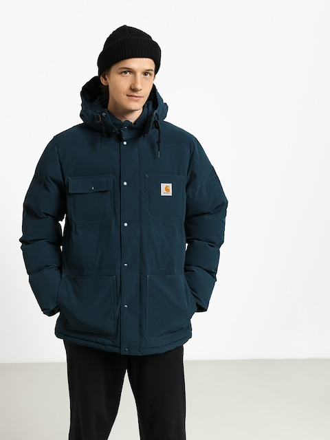 Bunda Carhartt WIP Alpine Coat (duck blue/black)