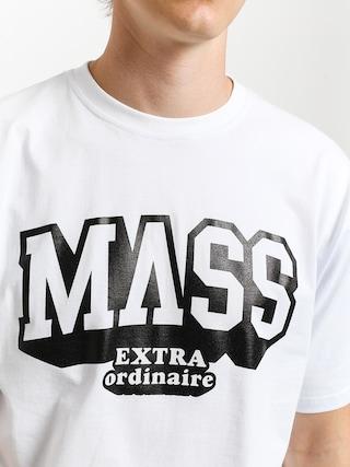Tričko MassDnm Hassle (white)