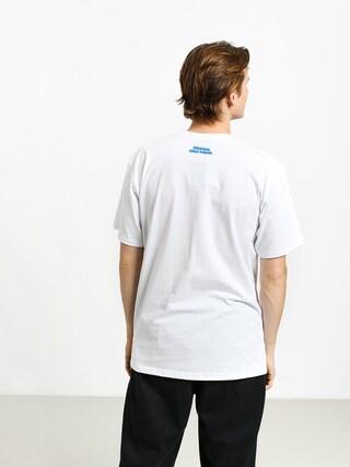 Tričko MassDnm Replay (white)
