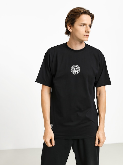 Tričko MassDnm Base Small Logo (black)