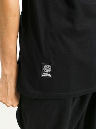 Tričko MassDnm Base Small Logo (black)