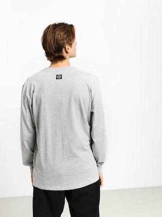Triko MassDnm Base Small Logo (light heather grey)