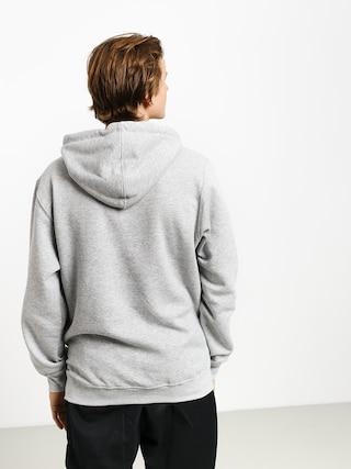 Mikina s kapucňou MassDnm Jam HD (light heather grey)