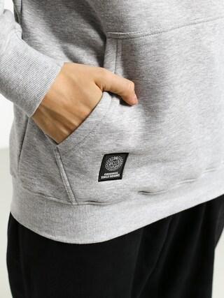 Mikina s kapucňou MassDnm Replay HD (light heather grey)
