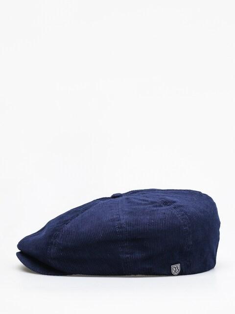 Klobúk so šiltom Brixton Brood Cord Snap ZD (patriot blue)