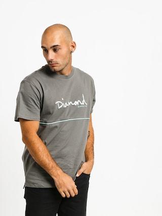Triu010dko Diamond Supply Co. Hard Cut (grey)