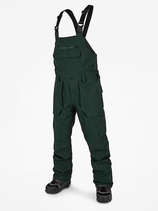 Snowboardové nohavice Volcom Roan Bib Overall (dkg)