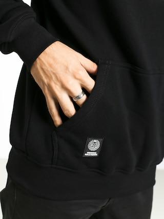 Mikina s kapucňou MassDnm Hassle HD (black)