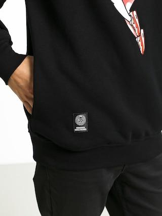 Mikina s kapucňou MassDnm Always HD (black)