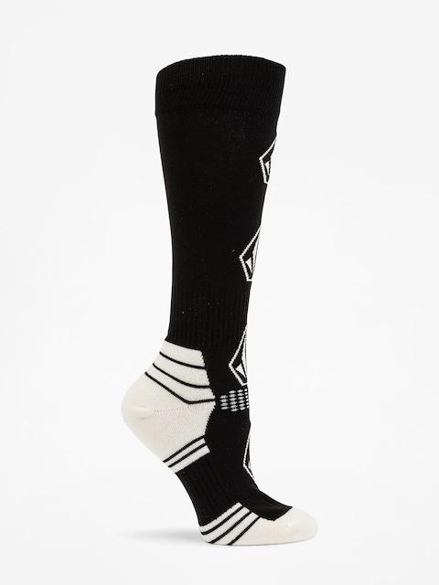 Ponožky Volcom Ttt Wmn (blk)