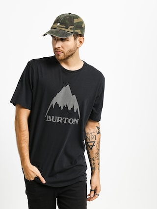 Tričko Burton Classic Mtn Hgh (true black)