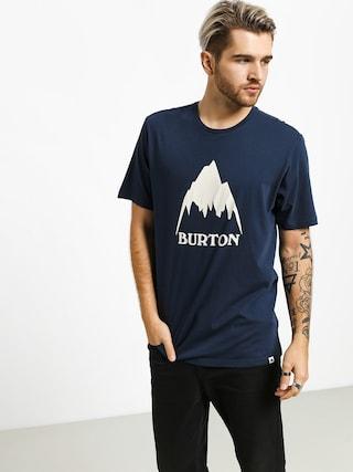 Tričko Burton Classic Mtn Hgh (dress blue)