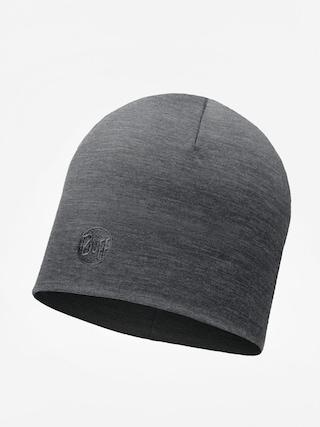 u010ciapka Buff Heavyweight Merino Wool (solid grey)