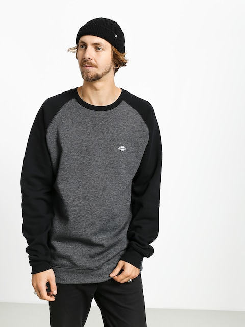 Mikina Volcom Homak Crew (heather grey)