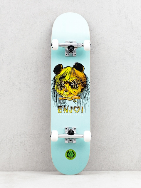 Skateboard Enjoi 80s Head (green)