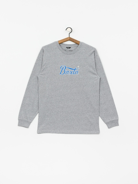 Triko Brixton Stith VI Stt (heather grey)
