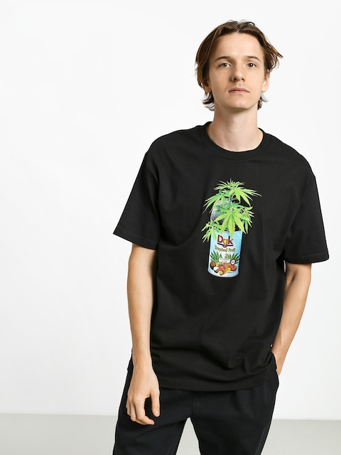 Tričko DGK Tropical Fruit (black)