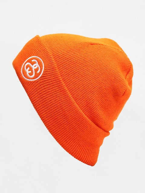 Čiapka Stussy Link Cuff (athletic orange)