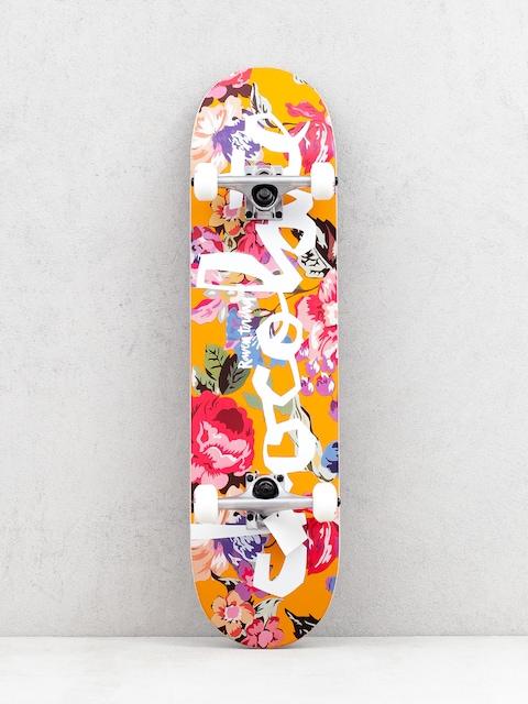 Skateboard Chocolate Tershy Floral Chunk (orange/multi)