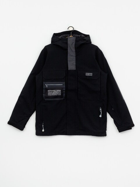Snowboardová bunda DC Defiant (black)