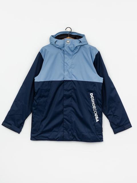 Snowboardová bunda DC Defy (coronet blue)