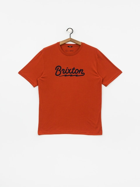 Tričko Brixton Dory Prt (picante)