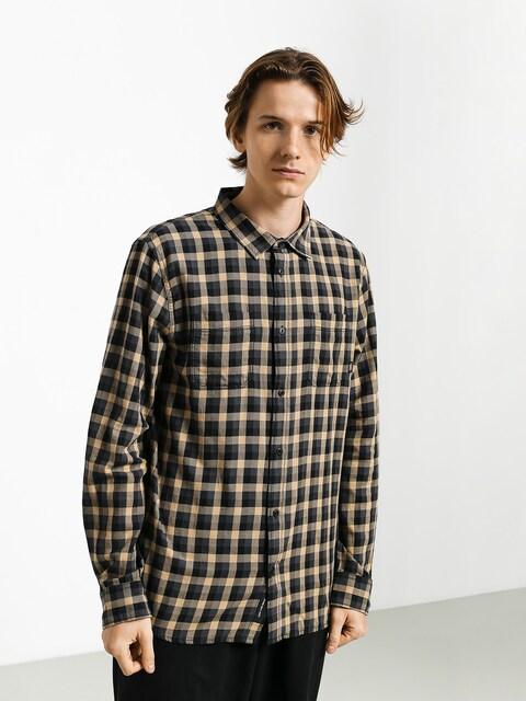 Košeľa Vans Alameda II (khaki)
