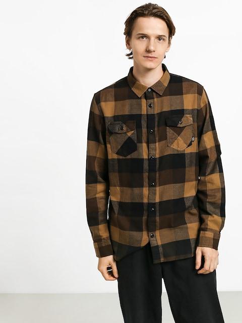 Košeľa Vans Box Flannel (black/dirt)