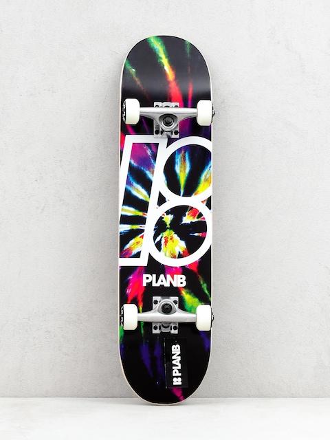 Skateboard Plan B Team Dark Dye