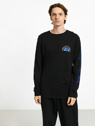 Triko Quiksilver Art House (black)