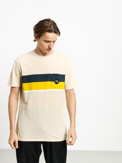 Tričko Quiksilver Multiply Stripe