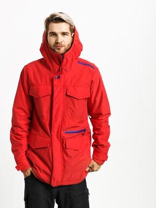 Snowboardová bunda Burton Covert (flame scarlet rpstp)