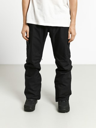 Snowboardovu00e9 nohavice Burton Cargo Regular (true black)
