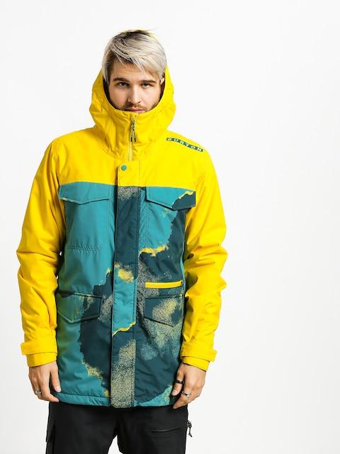 Snowboardová bunda Burton Covert (92air/maize)