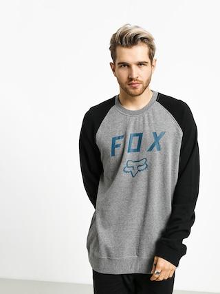 Mikina Fox Legacy (blk/gry)