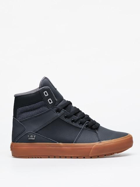 Topánky Supra Aluminum Cv (black)