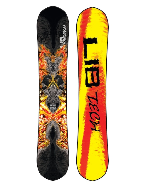 Snowboard Lib Tech Hot Knife C3 (multi)