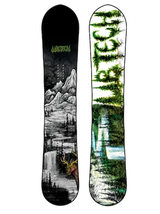 Snowboard Lib Tech Skunk Ape Hp C2 (multi)