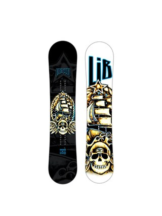 Snowboard Lib Tech Banana Blaster Btx (multi)