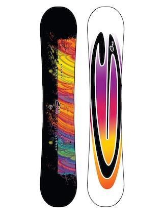Snowboard Gnu Asym B-Nice Btx Wmn (dark)