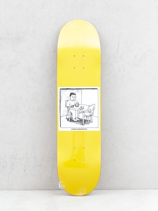 Doska Polar Skate Spilled Milk (yellow)