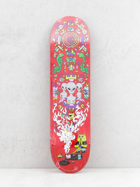 Doska Polar Skate Boserio Synthesis (red)