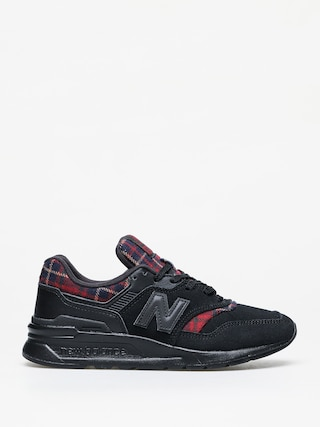 Topu00e1nky New Balance 997 Wmn (black/red)