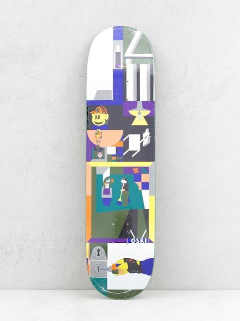 Doska Polar Skate Rozenberg Key (multi)