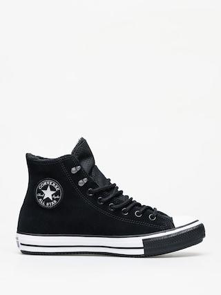 Tenisky Converse Chuck Taylor All Star Hi Winter Leather Gore Tex (black/white/black)
