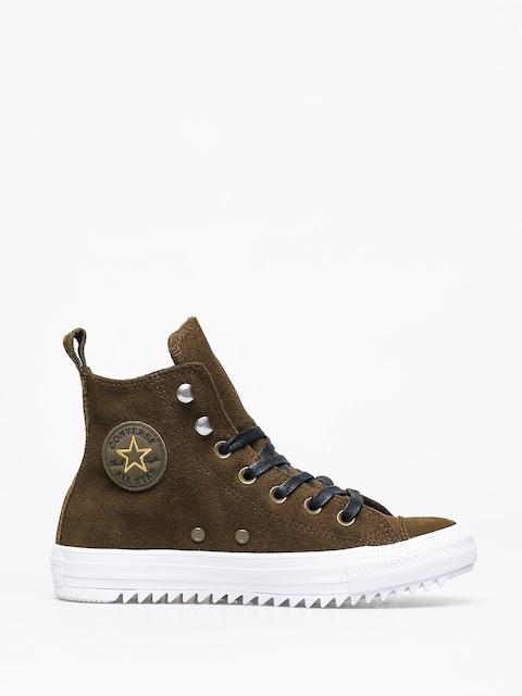 Tenisky Converse Chuck Taylor All Star Hiker Hi Wmn (surplus olive/white/black)