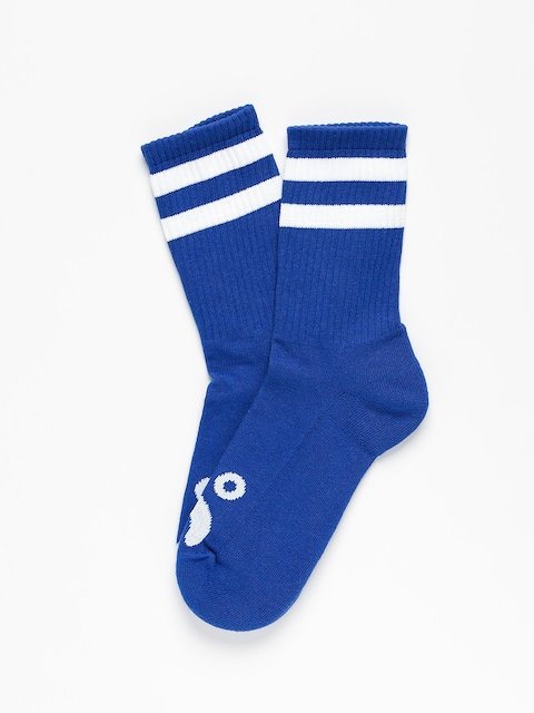 Ponožky Polar Skate Happy Sad (royal blue)